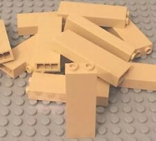 Lego X25 New Tan 1x2x5 Brick / Wall Columns Support Bulk Parts Lot