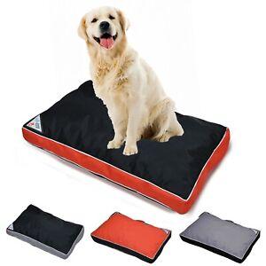 Dog Bed Cushion, Mojo Waterproof shredded Foam, Hardwearing Scratch Proof Pillow
