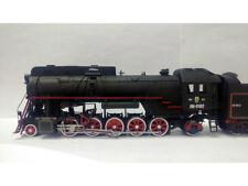 Stand model of Soviet Steam Locomotive LV type HO scale