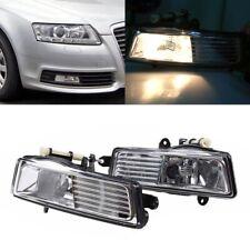 Paar Nebelscheinwerfer Nebelleuchte Links Rechts Für Audi A6 C6 2009-2011 DA
