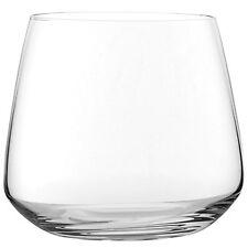 Nude Mirage Whisky Tumblers 14oz / 400ml - Set of 4 - Whiskey Glasses