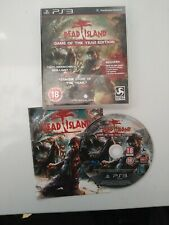 Dead Island -- Game of the Year Edition (Sony PlayStation 3, 2012)