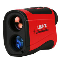 UNI-T Laser Rangefinder Hunt Golf Long Distance Measure Range Finder Telescope