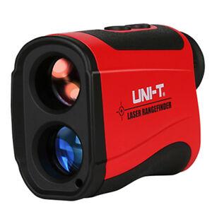 UNI-T Laser Rangefinder Hunt Golf Long Distance Measure Range Finder Telescope
