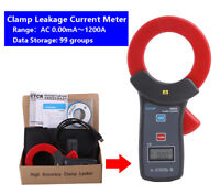 Digital Clamp AC Leakage Current Meter Tester ETCR6800 0~1200A