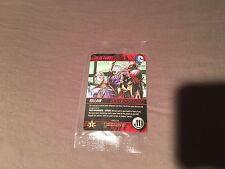 DC Comics Deck Building Game Promo Card Felix Faust SEALED