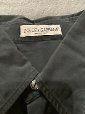 2 dolce gabbana Men's Dress And Casual  Shirts 100% authentic. Great Condition