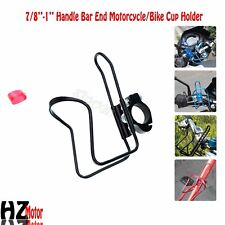 Motorcycle Black Drink Bottle Holder Fit Honda VTX 1300 C R S RETRO 1800 Rebel