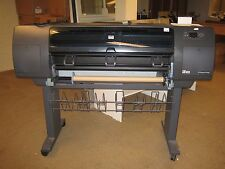 HP DesignJet 4000PS Q1274A 2400x1200 - A0 Color Inkjet Large Format Plotter 42""