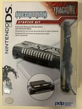 Nintendo DS Transformers Megatron Starter Kit DS Lite Armor Case and Stylus NEW