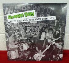 GREEN DAY Live Chicago 1994 LP SEALED Vinyl Import WFMU Broadcast pop punk nofx