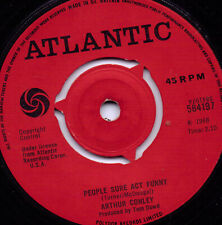 "Arthur Conley  ""People Sure Act Funny "" 7"" single"
