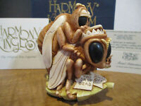 Harmony Kingdom Fatal Attraction Bees Mating Blue Box UK Made Box Figurine SGN