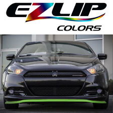 The Original EZ LIP COLORS LIME GREEN UNIVERSAL BODY KIT AIR SPOILER EZLIP EASY