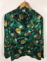 STREIT'S Damen Bluse, Größe40, Mehrfarbig, Blumen Muster, sehr schick