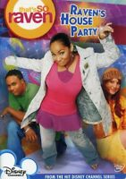 That's So Raven: Raven's House Party [New DVD]