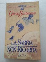 La sabbia non ricorda di Giorgio Scerbanenco 1976