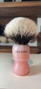 Paladin Shaving Brush Chief Satin Dusty Rose 26mm
