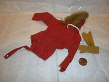 Action man / Geyper / other red polar explorer parka ( 2 ) 1/6th scale toy acc