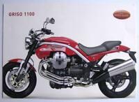 MOTO GUZZI GRISO 1100 - Motorcycle Sales Brochure
