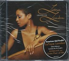 Latoya London - Love and Life (CD 2005) NEW/SEALED