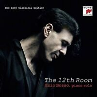 EZIO BOSSO - THE 12TH ROOM, PIANO SOLO   2 CD NEU