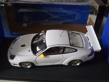 AUTOart Porsche 911 GT3R White 1:18 Diecast