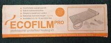 Flexel Ecofilm Pro Electric Underfloor Heating Kit - 10m² (10m2)
