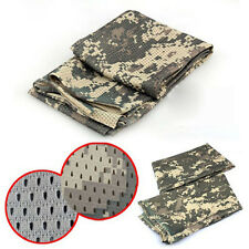Camping Camouflage Mesh Print Scarf Wraps Scarves Military Veil Military Scarf