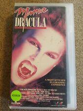Mama Dracula VHS 1988 Louise Fletcher Maria Schneider