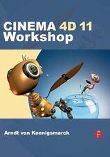 Cinema 4d 11 Workshop-ExLibrary