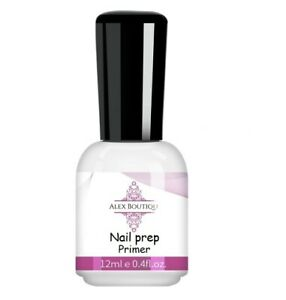 12ml Nail Primer Nails Superior Bonding Primer for Acrylic Powder and Gel Nail