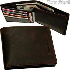 Bruno Banani Vintage Purse & Box - Wallet Leather Wallet Briefcase NEW
