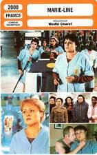 FICHE CINEMA : MARIE-LINE - Robin,Deliba,Stroh,Charef 2000