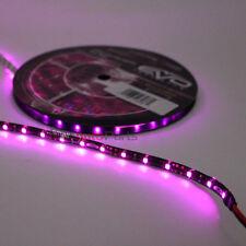 5m Roll Purple Fuchsia UltraBrights LED Flexible 12V Car Waterproof Light Strip