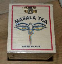 Pure Nepali Masala Tea Organic Tea 1OO%  Puro Te masala  Organico. From Nepal .