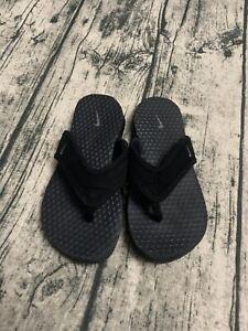 Nike Celso Boys Toddler Sporty Flip Flops Size US 10/EUR 27/UK 9.5