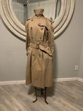 Burberry Trench Coat S
