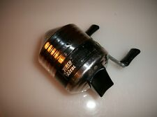 Vintage Zebco 33XBL metal foot casting reel Made in USA