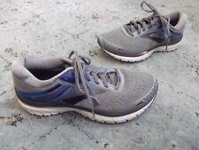 Brooks Adrenaline GTS 18 Grey Blue 1102711D015 Size 9.5 D Men's Running Shoe