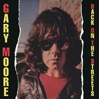 MOORE, GARY-'BACK ON THE STREETS vinyl LP-Brand new/Still Sealed