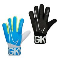 Unisex Nike Football Match Training Sports Goalkeeper Gloves Sizes from 7 to 11