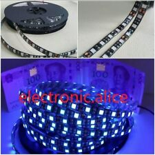 1M 5M 5050 300led Strip Light car DRL DIY tape lamp DC12V Black PCB