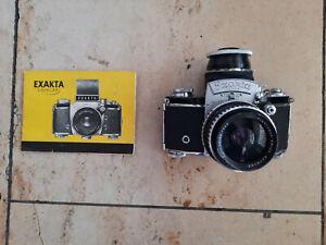 """Kamera """"Exakta Varex Ihagee""""Dresden 1950-1951 """"Historisch"""""""