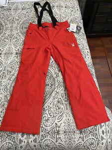 Spyder Men's Sentinel Tailored Gore-Tex Ski Pant – Outdoor Snow Pants Size XL