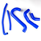 For ALFA ROMEO ES-30 3.0 V6 89-91 SZ/ 92-93 RZ Silicone Radiator Hose Blue