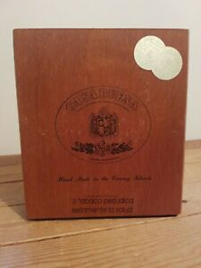 Casabuena Cigar Box