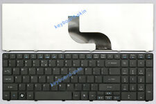 new for Packard Bell NEW90 NEW95 P5WS6 PEW72 PEW76 PEW91 Keyboard US black