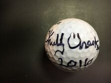 Chubby Checker Musician/Singer Rockin' Roll  Signed Golf Ball  One-of-A-KInd COA