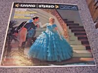 """George Melachrino """"Strauss Waltzes"""" RCA VICTOR LSP-1757 LIVING STEREO"""